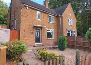 Thumbnail 3 bed semi-detached house for sale in Ransom Road, Mapperley