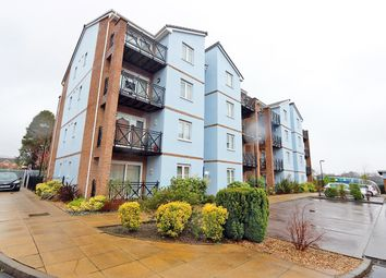 Thumbnail 1 bed flat for sale in Pentland Close, Heath, Cardiff