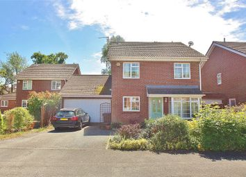 Thumbnail 3 bed detached house for sale in Knaphill, Woking, Surrey