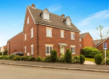 Thumbnail 5 bed detached house for sale in Hampshire Avenue, Buckshaw Village, Chorley