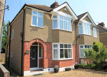 Thumbnail 3 bed semi-detached house for sale in Haslemere Road, Windsor