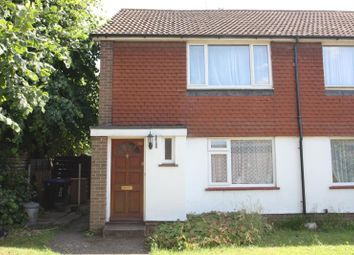 Thumbnail 2 bed maisonette to rent in Royston Road, Byfleet