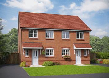 Thumbnail 3 bed semi-detached house for sale in The Powys, Croes Atti, Chester Road, Oakenholt