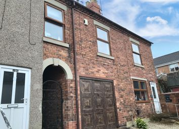 Thumbnail 4 bed end terrace house for sale in Smeeton Street, Heanor