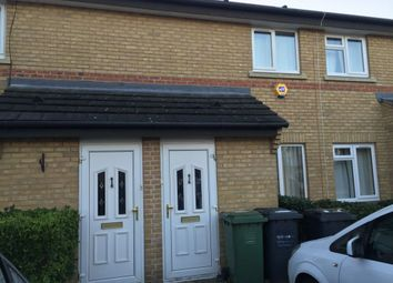 Thumbnail 2 bed terraced house to rent in Gittens Close, Bromley