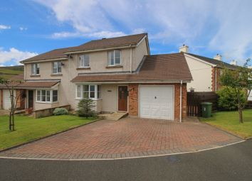 Thumbnail 3 bed semi-detached house for sale in Sprucewood Close, Foxdale, Isle Of Man