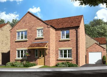 Thumbnail 4 bedroom detached house for sale in Plot 40, Franklin Way, Barrow-Upon-Humber