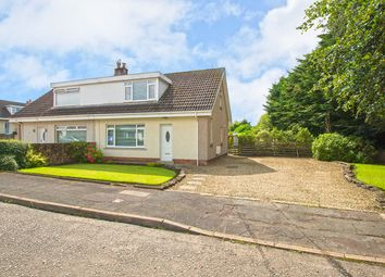 Thumbnail 3 bed semi-detached house for sale in Finch Place, Kilmarnock