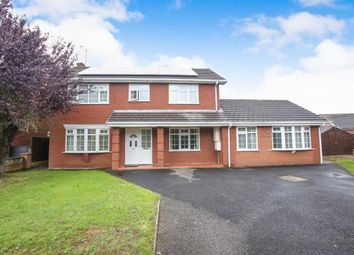 Thumbnail 5 bed detached house for sale in Plover Avenue, Winsford, Cheshire, United Kingdom