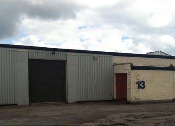 Thumbnail Light industrial to let in Unit 13, The Bridgeway Centre, Wrexham Industrial Estate, Wrexham