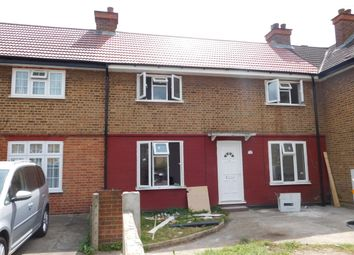 Thumbnail 4 bed terraced house to rent in Harrow View Road, Hayes