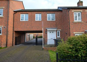 Thumbnail 2 bed terraced house for sale in Carr Vale Road, Bolsover, Chesterfield