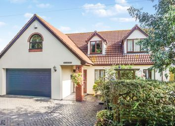 Thumbnail 4 bed detached house for sale in Secmaton Lane, Dawlish
