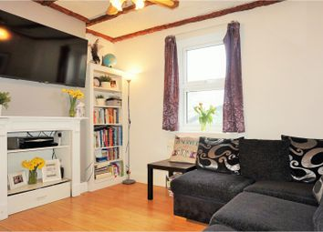 Thumbnail 2 bed semi-detached house for sale in Mitcham Road, Croydon