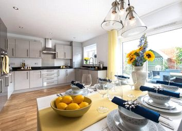 Thumbnail 4 bed property for sale in Nightingale Rise, Moreton Road, Buckingham