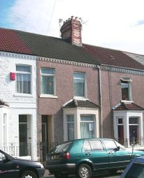 Thumbnail 4 bed property to rent in Angus Street, Roath, ( 5 Beds )