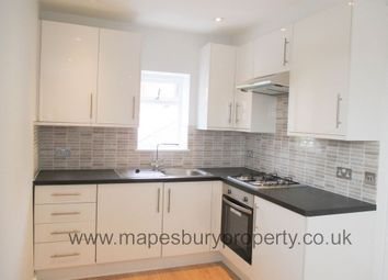 Thumbnail 2 bed flat to rent in Anson Road, Willesden
