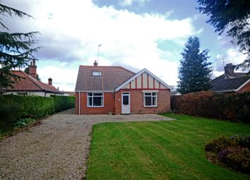 Thumbnail 5 bed detached house for sale in White Horse Gardens, Happisburgh Road, North Walsham