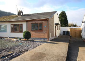 Thumbnail 2 bed bungalow to rent in Lon Ffawydd, Abergele