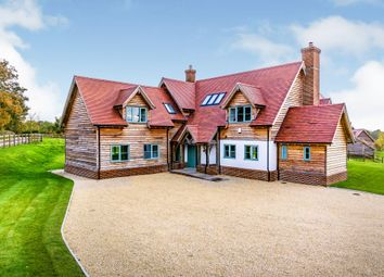 Thumbnail 4 bedroom detached house for sale in Ghyll House Farm, Copsale, Horsham