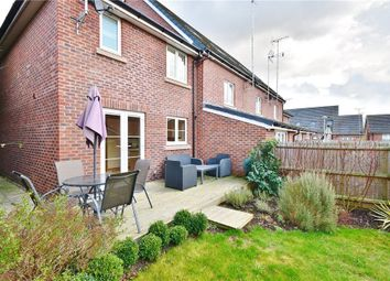Thumbnail 3 bed end terrace house for sale in Saffron Crescent, Sawbridgeworth