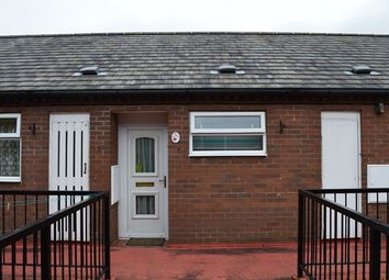 Thumbnail 1 bedroom flat to rent in Frogmore Road, Market Drayton