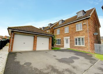 Thumbnail 5 bed detached house for sale in Merlin Way, Hartlepool
