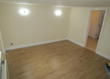 Thumbnail 1 bed flat to rent in Basement Flat, Bellevue Terrace, Southampton