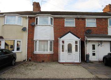 Thumbnail 3 bed terraced house for sale in Arundel Road, Maypole, Birmingham
