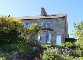 Thumbnail 3 bed end terrace house for sale in Tankerville Terrace, Wooler, Northumberland