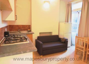 Thumbnail 1 bed flat to rent in Churchmead Road, Willesden