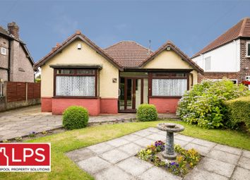 Thumbnail 3 bed bungalow for sale in Hale Road, Hale Village, Liverpool
