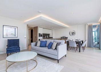 Thumbnail 2 bed flat to rent in Merano Residences, Albert Embankment, Albert Embankment