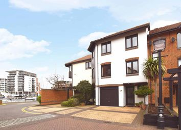 4 bed terraced house for sale in Calshot Court, Channel Way, Ocean Village, Southampton, Hampshire SO14