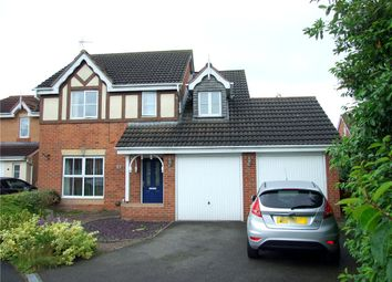 Thumbnail 4 bed detached house for sale in Emmerson Road, Riddings, Alfreton