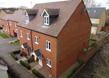 Thumbnail 3 bed semi-detached house for sale in Finbracks, Stevenage, Herts
