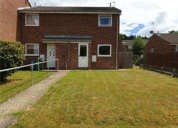 Thumbnail 2 bedroom end terrace house to rent in Meadway, Buckingham, Bucks