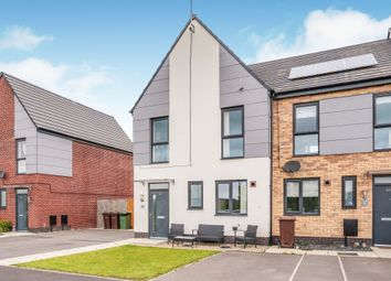 Thumbnail 3 bed end terrace house for sale in Curlew View, South Elmsall, Pontefract