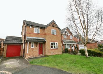 Thumbnail 3 bed detached house for sale in Goodshaw Road, Walkden, Manchester
