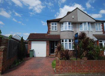 Thumbnail 3 bedroom property to rent in Burnt Oak Lane, Sidcup, Kent