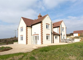 Thumbnail 3 bed detached house for sale in Milburn Lane, Bishops Caundle, Sherborne, Dorset