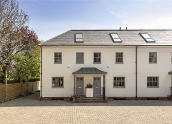 Thumbnail 4 bedroom end terrace house for sale in Datchet Road, Old Windsor, Windsor, Berkshire