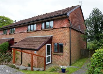 Thumbnail 2 bed end terrace house for sale in Warren Drive, Lewes