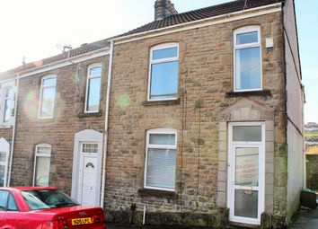 Thumbnail 4 bed end terrace house to rent in Stepney Street, Cwmbwrla, Swansea