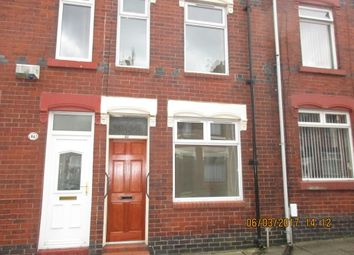 Thumbnail 2 bedroom terraced house to rent in Acton Street, Birches Head, Stoke-On-Trent ST1, Stoke-On-Trent,
