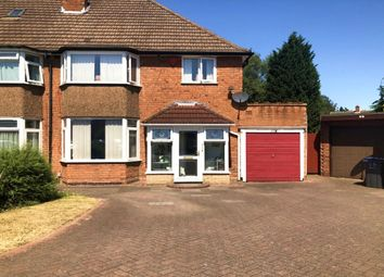 Thumbnail 3 bed semi-detached house for sale in Twycross Grove, Birmingham
