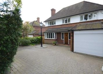 Thumbnail 4 bed detached house for sale in Ayling Lane, Aldershot, Hampshire