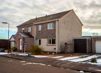 Thumbnail 3 bed semi-detached house for sale in Craigie Court, Larbert