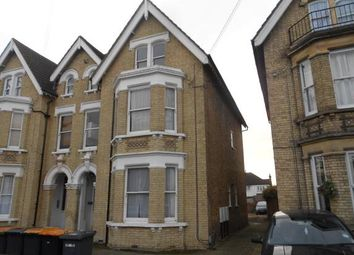 Thumbnail 1 bed flat for sale in Chaucer Road, Bedford, Bedfordshire
