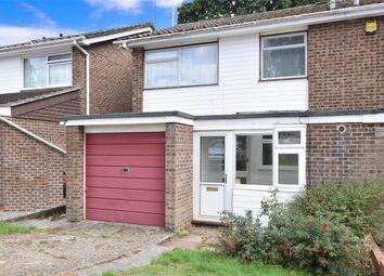 Thumbnail 3 bed semi-detached house for sale in Broomfield Drive, Billingshurst, West Sussex